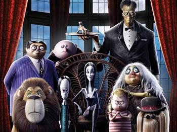 Featured image for SMP: The Addams Family (PG)