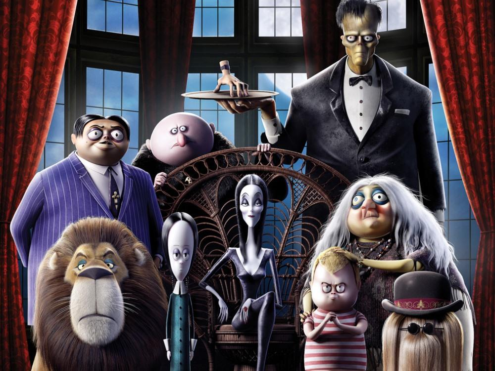 Main image for SMP: The Addams Family (PG)