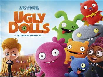 Featured image for UglyDolls (U)