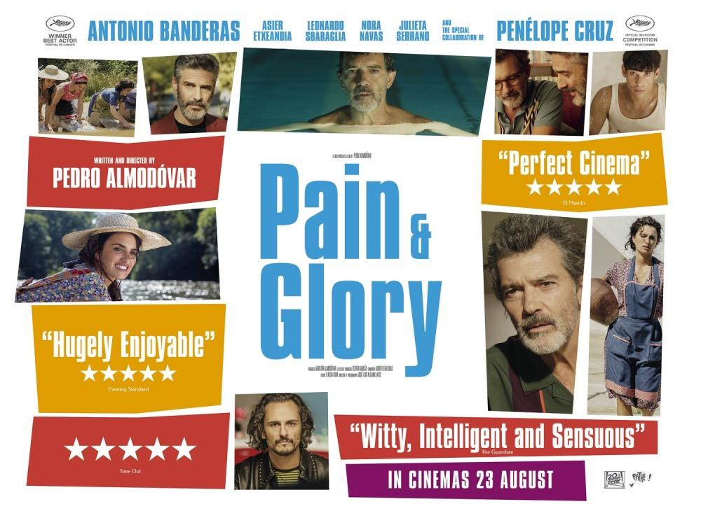 Main image for Pain & Glory (15)