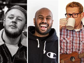 Featured image for Matt's Comedy Club Presents Triple Header: Dinesh Nathan, Alex Petrovic & Edi Johnston