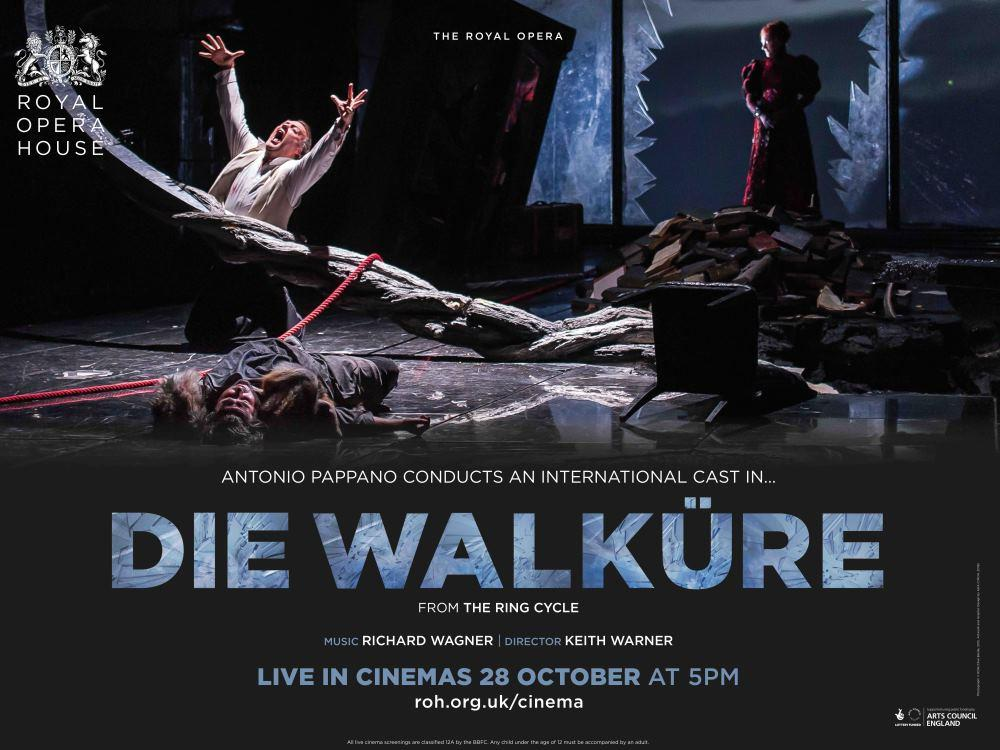 ROH: Die Walkure (12A) cover image