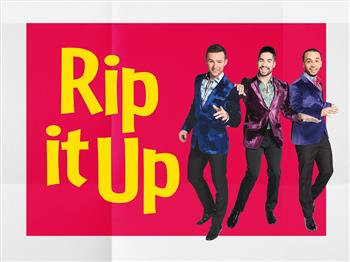 Featured image for Rip It Up the 60s