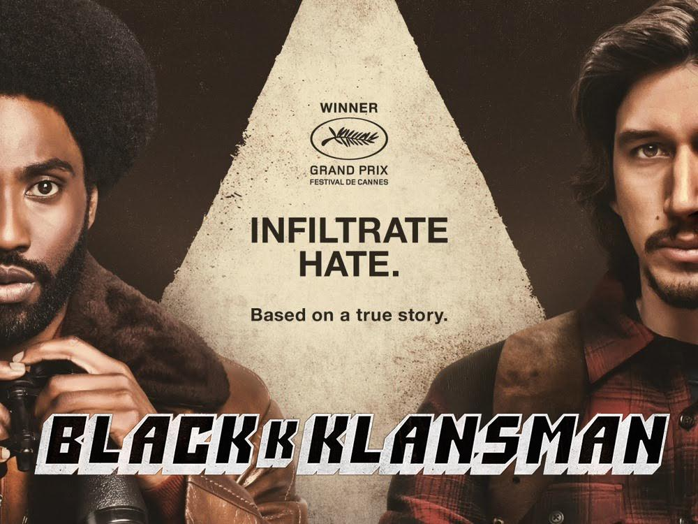 Main image for BlackkKlansman (15)