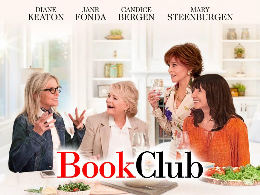 Main image for Book Club (12A)