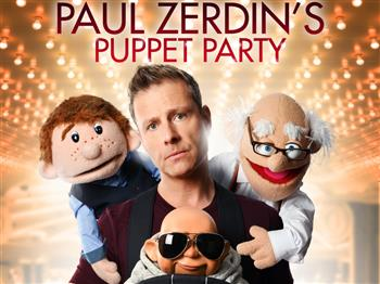 Featured image for Paul Zerdin's Puppet Party
