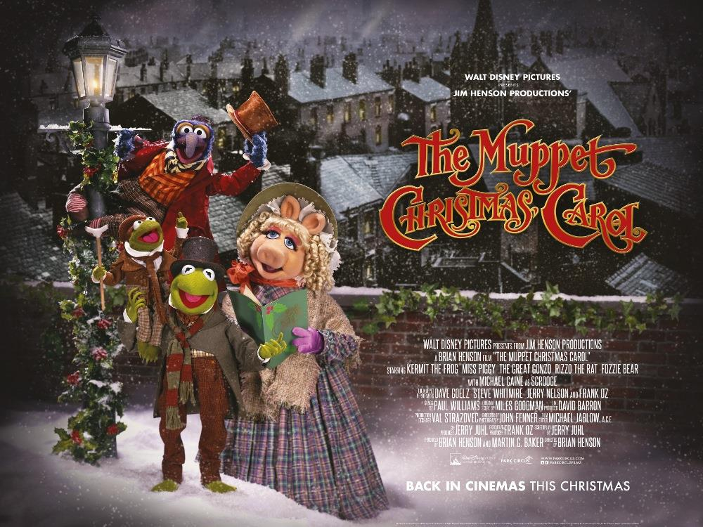 The Muppet Christmas Carol (U) cover image