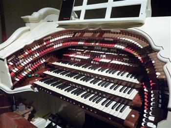 Featured image for Wurlitzer: Phil Kelsall