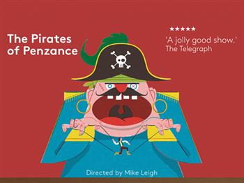 Featured image for ENO: The Pirates of Penzance (PG)