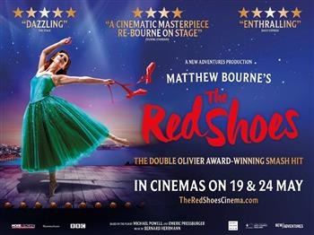 Featured image for Matthew Bourne's The Red Shoes (12A)