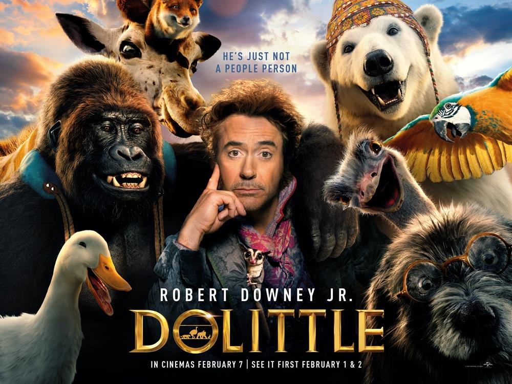 Main image for SS: Dolittle (PG)