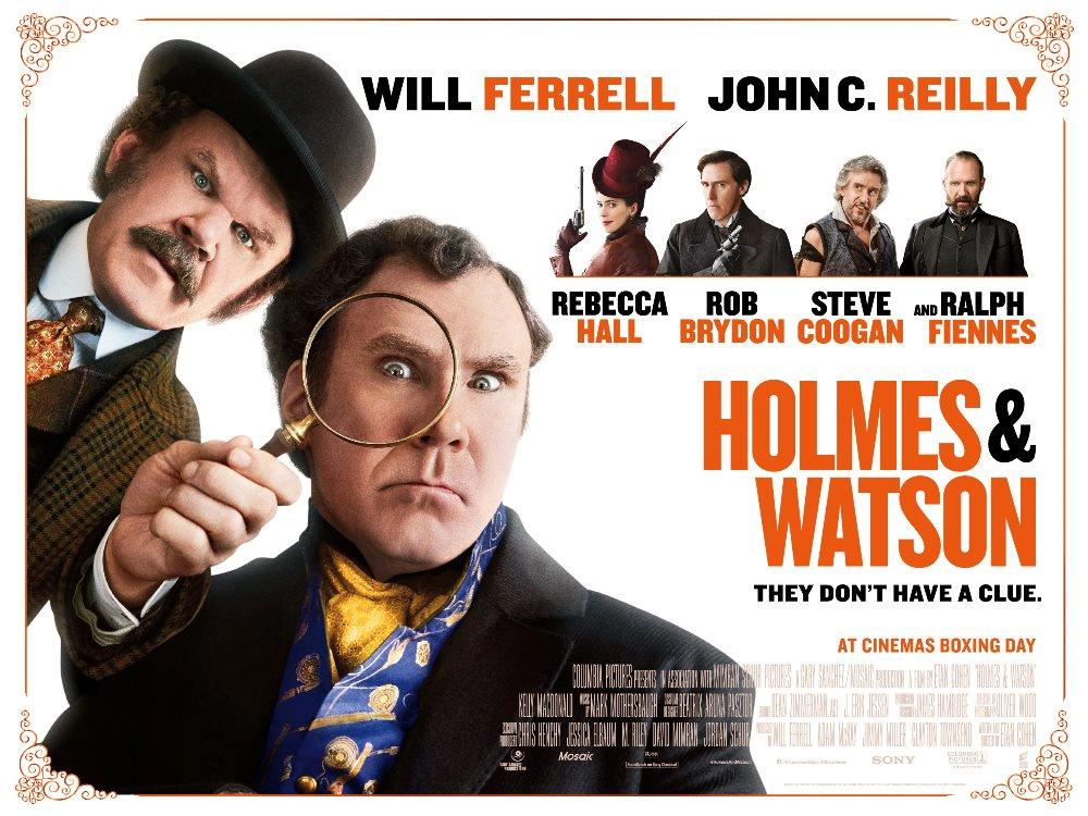 Main image for Holmes and Watson (12A)