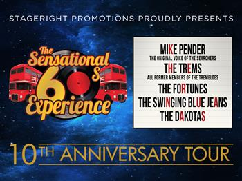 Featured image for The Sensational 60's Experience