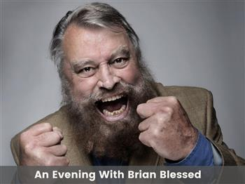 Featured image for An Evening with Brian Blessed