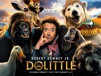Featured image for Dolittle (PG)