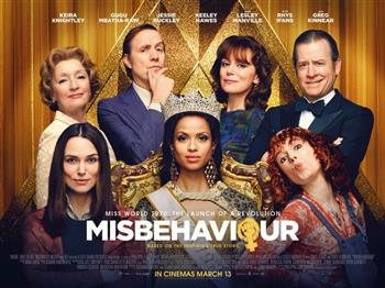 Featured image for Misbehaviour (12A)