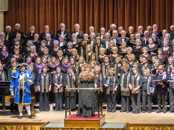 Featured image for Massed Choirs Concert