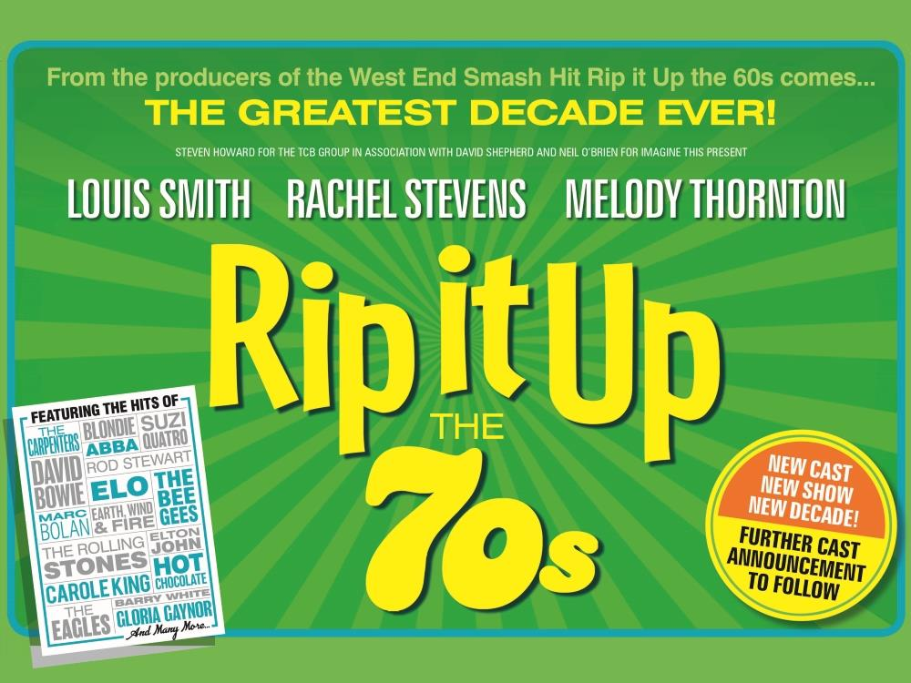 Main image for Rip it Up the 70s