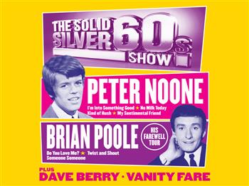 Featured image for The Solid Silver 60s Show