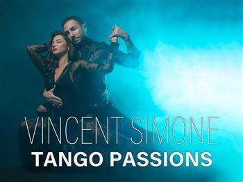 Featured image for Vincent Simone – Tango Passions