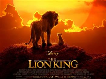 Featured image for The Lion King (PG)