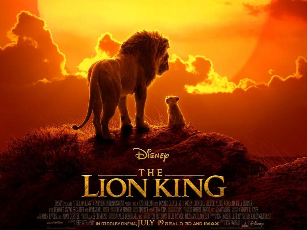 Main image for The Lion King (PG)