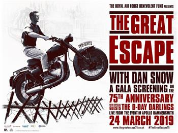 Featured image for The Great Escape with Dan Snow (PG)