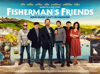 Featured image for Fisherman's Friends + Q&A with the Band (12A)