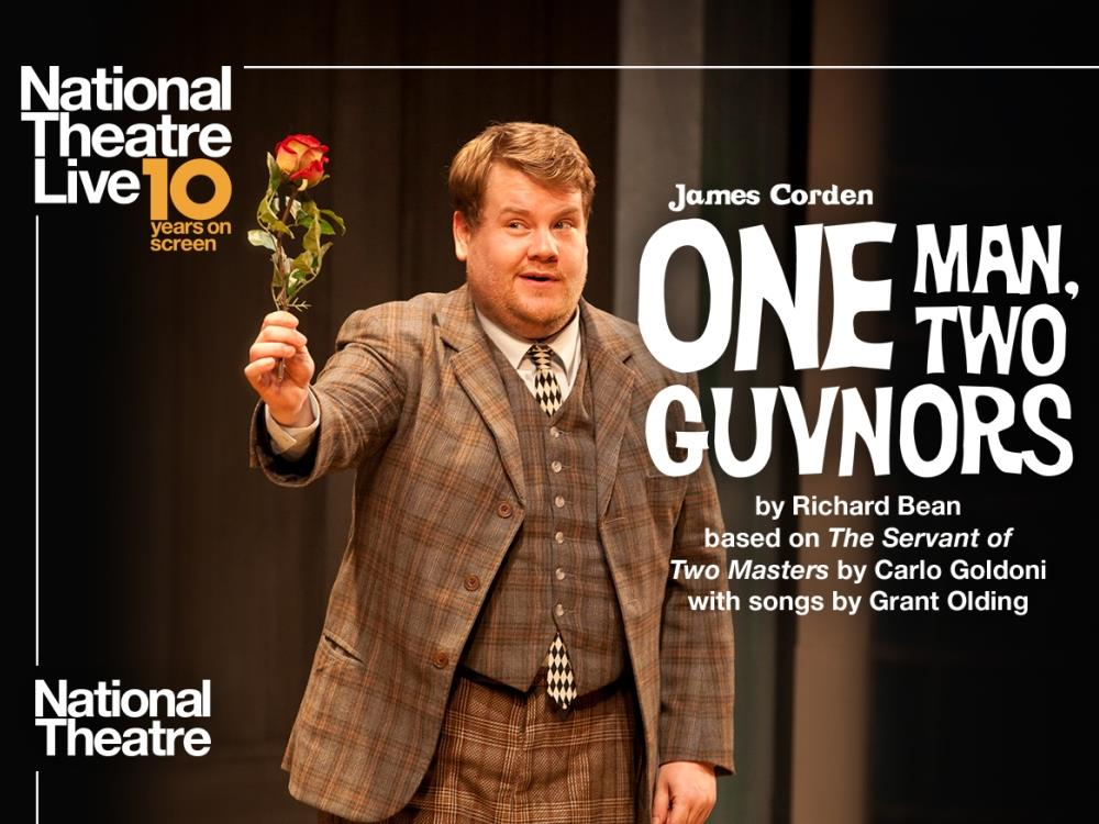 Main image for NT: One Man, Two Guvnors (12A)
