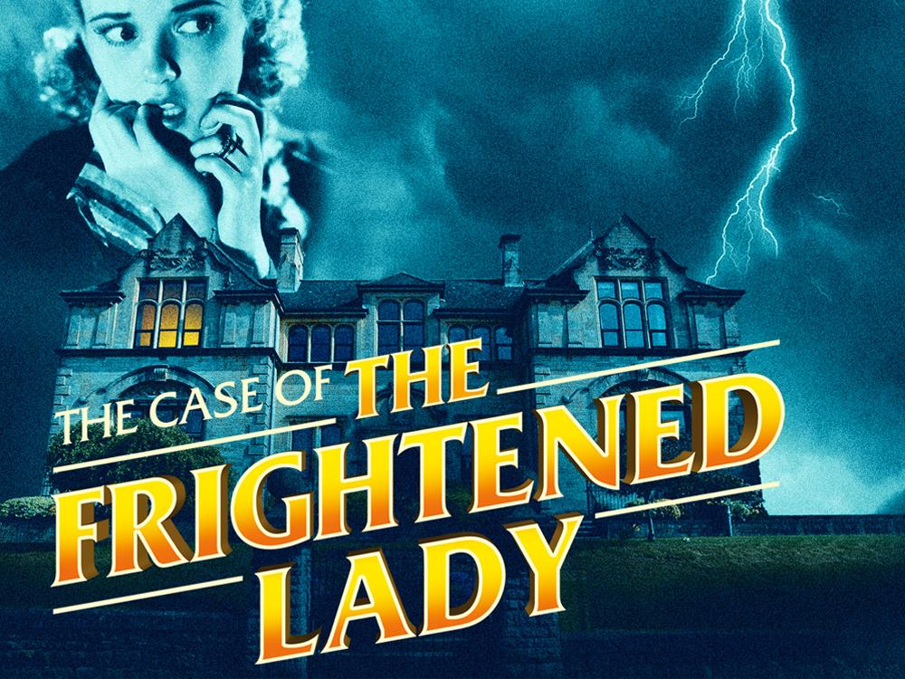 Main image for The Case of The Frightened Lady