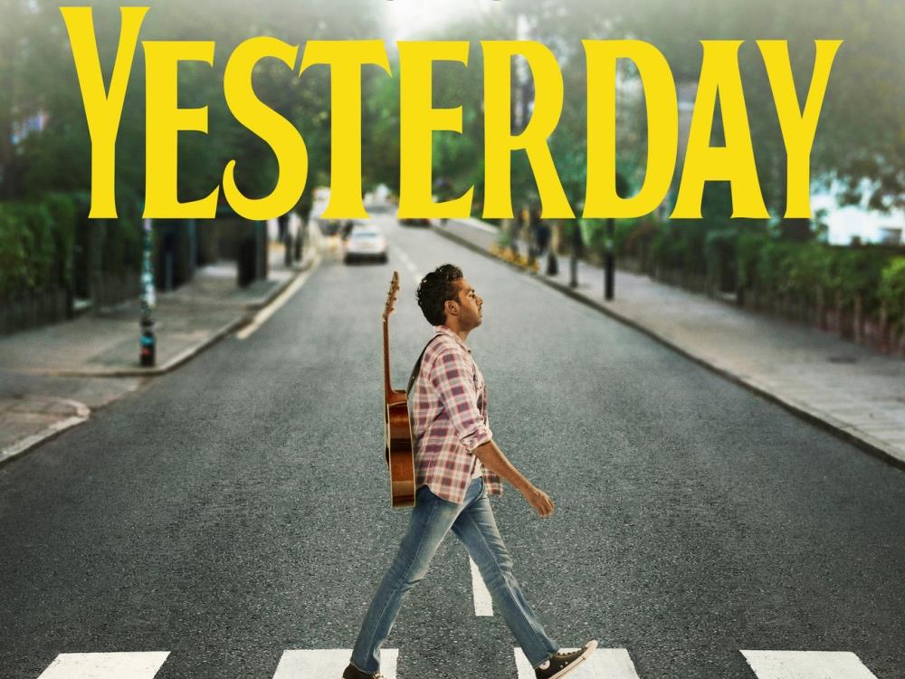 SS: Yesterday (12A) cover image