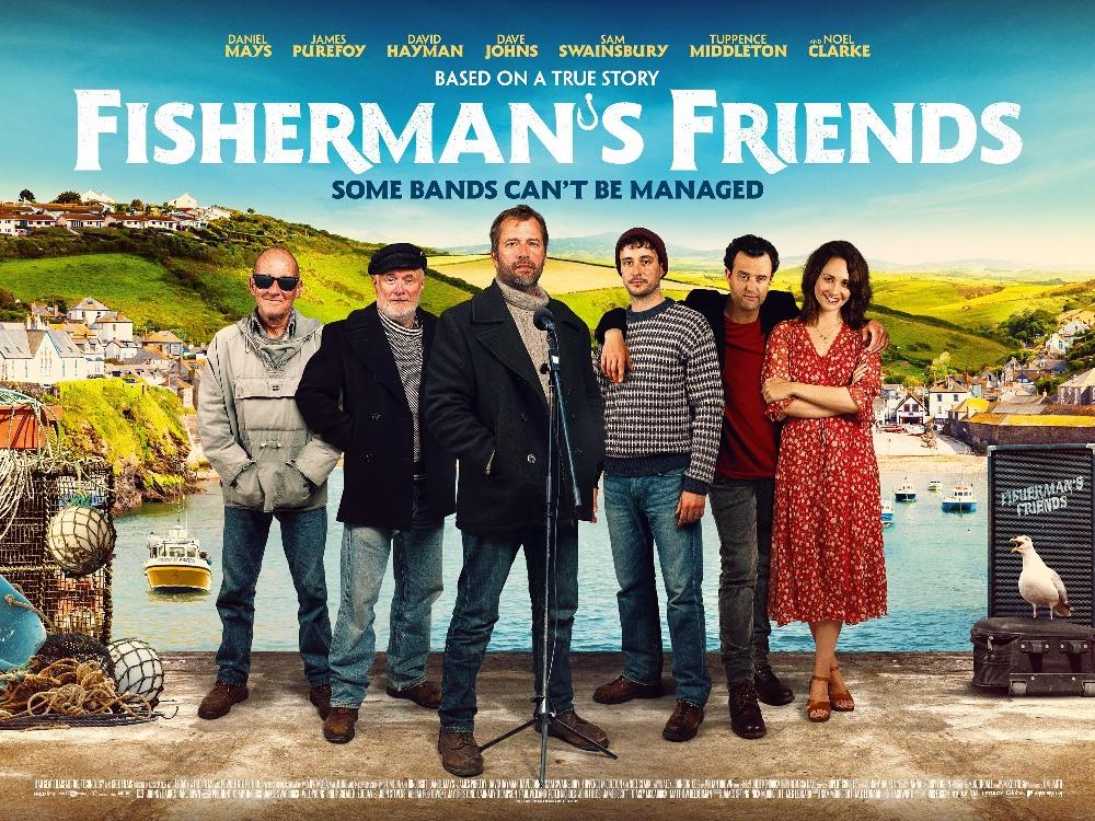 Main image for Fisherman's Friends + Q&A with the Band (12A)