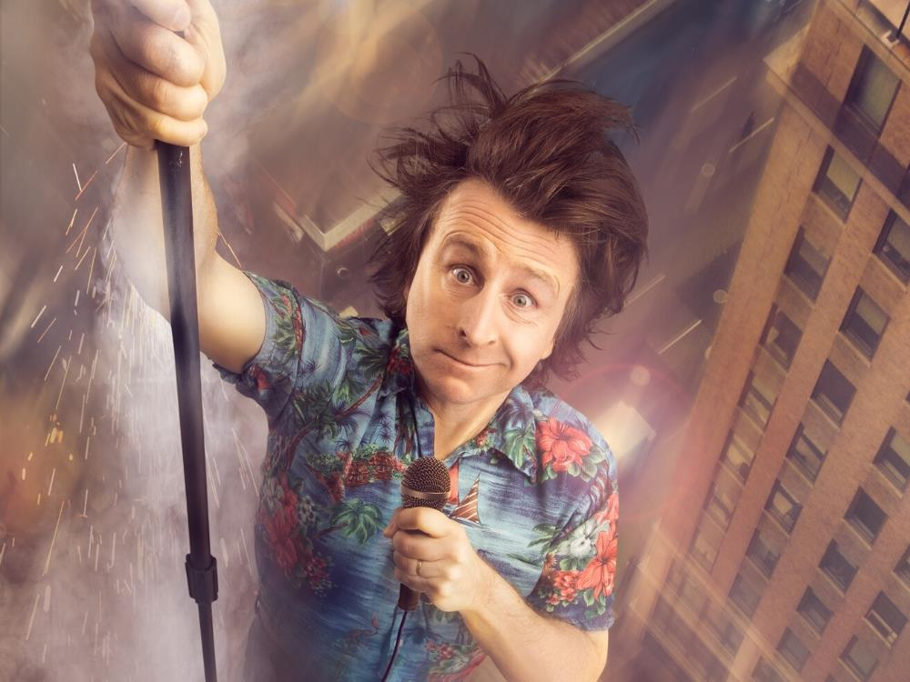 Main image for Milton Jones in Milton:  Impossible