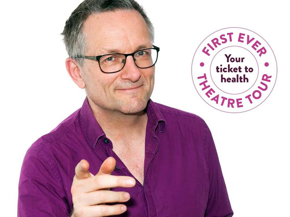 "Main image for ""Trust Fast Health"" with Dr Michael Mosley"
