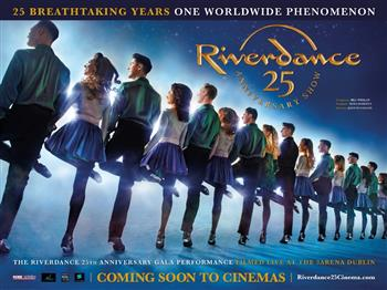 Featured image for Riverdance 25th Anniversary Show (PG)