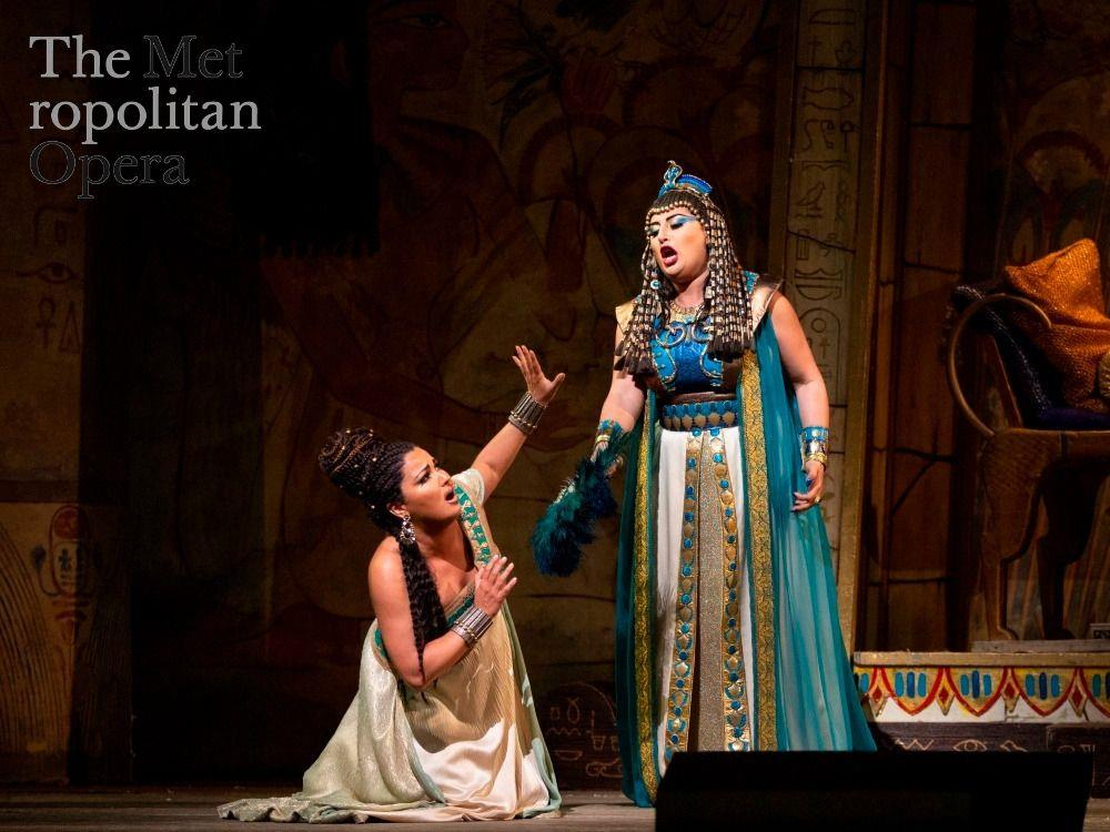 Main image for Met Opera: Aida (12A)