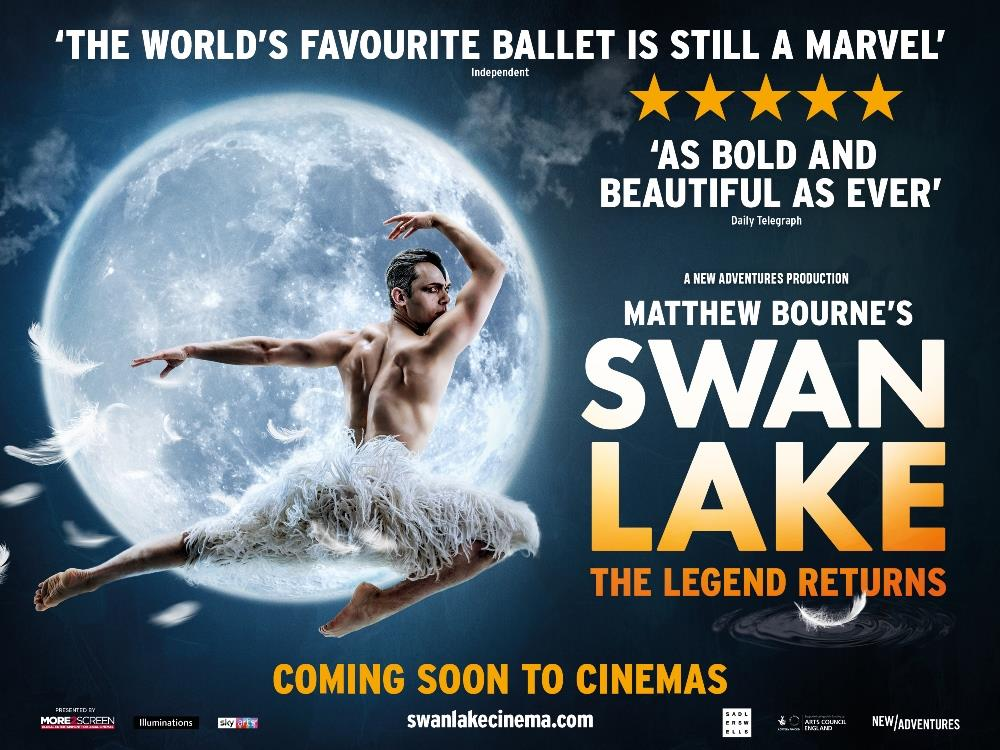 Main image for Matthew Bourne's Swan Lake (12A)