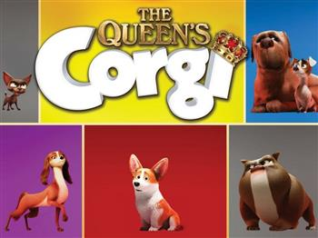 Featured image for SMP: The Queen's Corgi (PG)