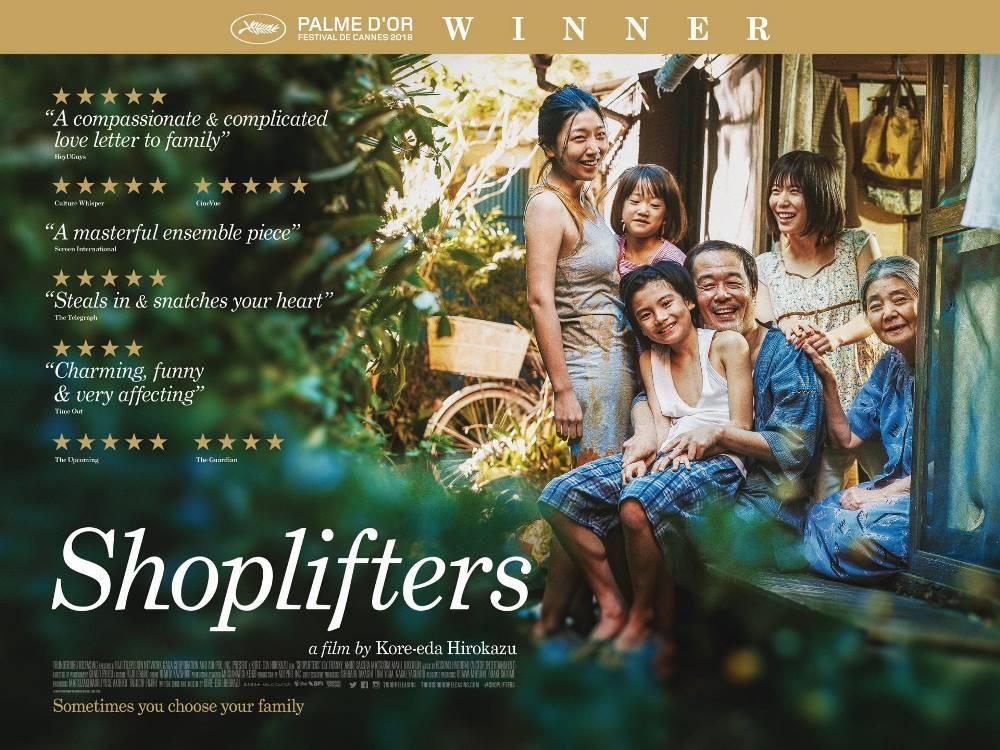 Main image for Shoplifters (15)