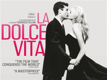 Featured image for La Dolce Vita (12A)