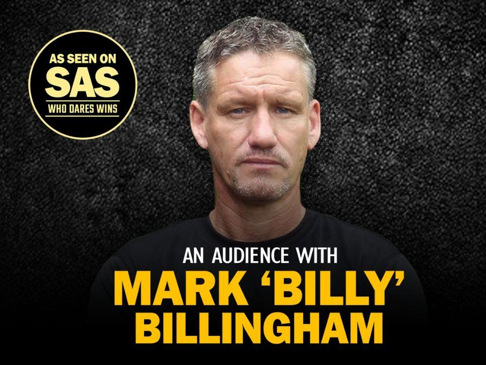 Main image for An Audience with Mark 'Billy' Billingham