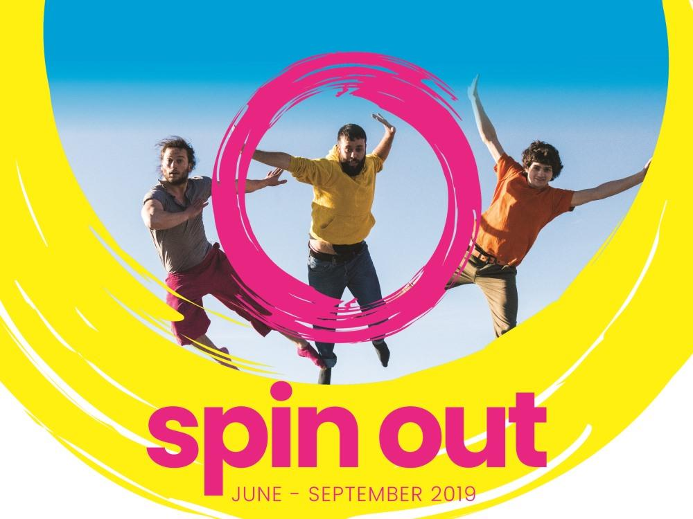 Main image for Spin Out Wrap Party & Screening (U)