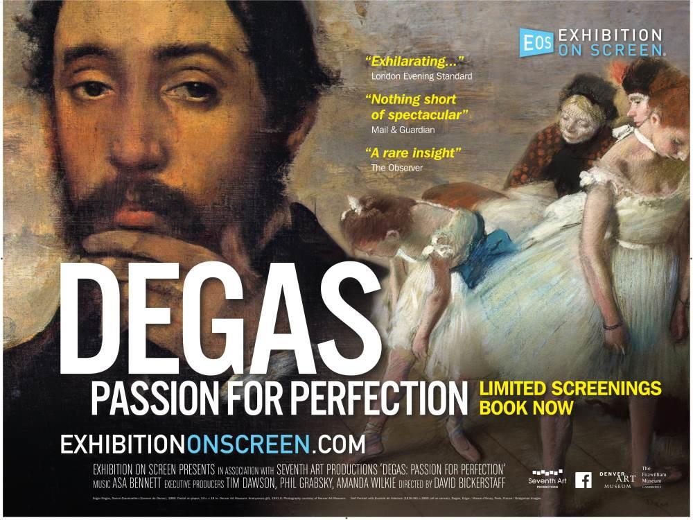 EOS: Degas – Passion for Perfection (12A) cover image