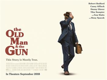 Featured image for SS: The Old Man & The Gun (12A)