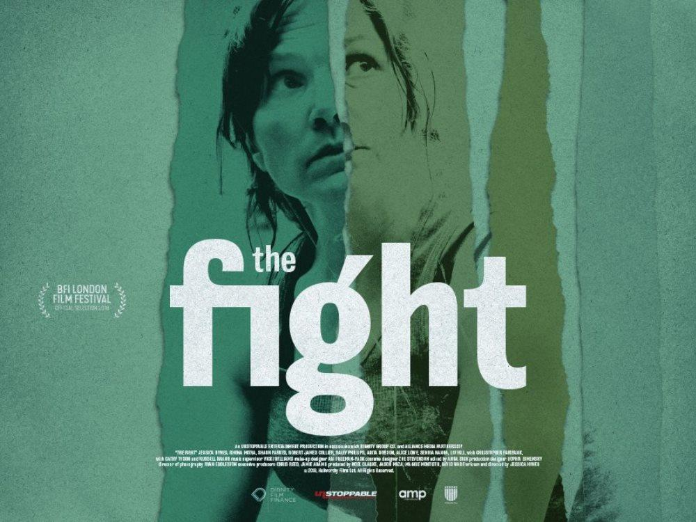 Main image for The Fight + Q&A with Jessica Hynes (15)