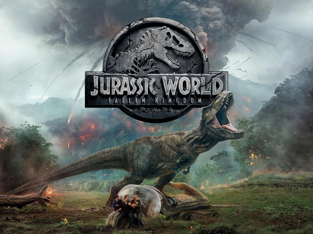 Main image for Jurassic World: Fallen Kingdom (12A)