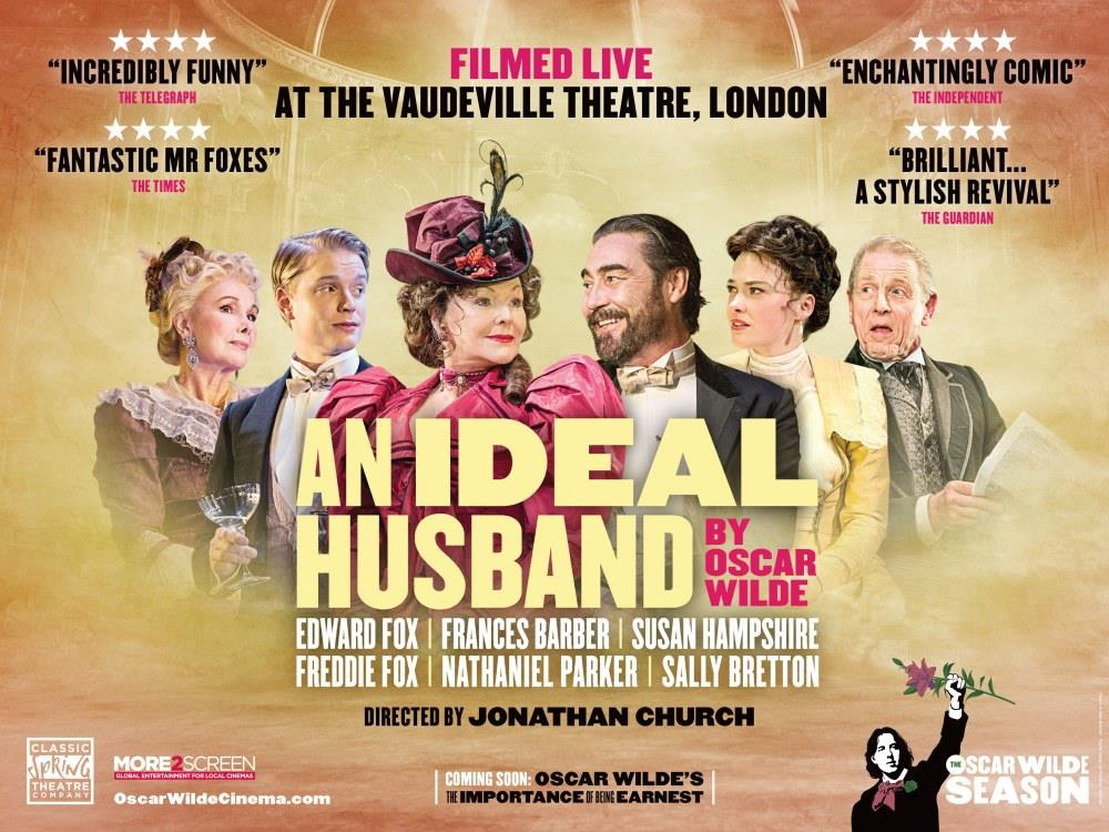 Main image for Oscar Wilde: An Ideal Husband (U)