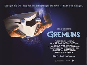 Featured image for Gremlins (12A)