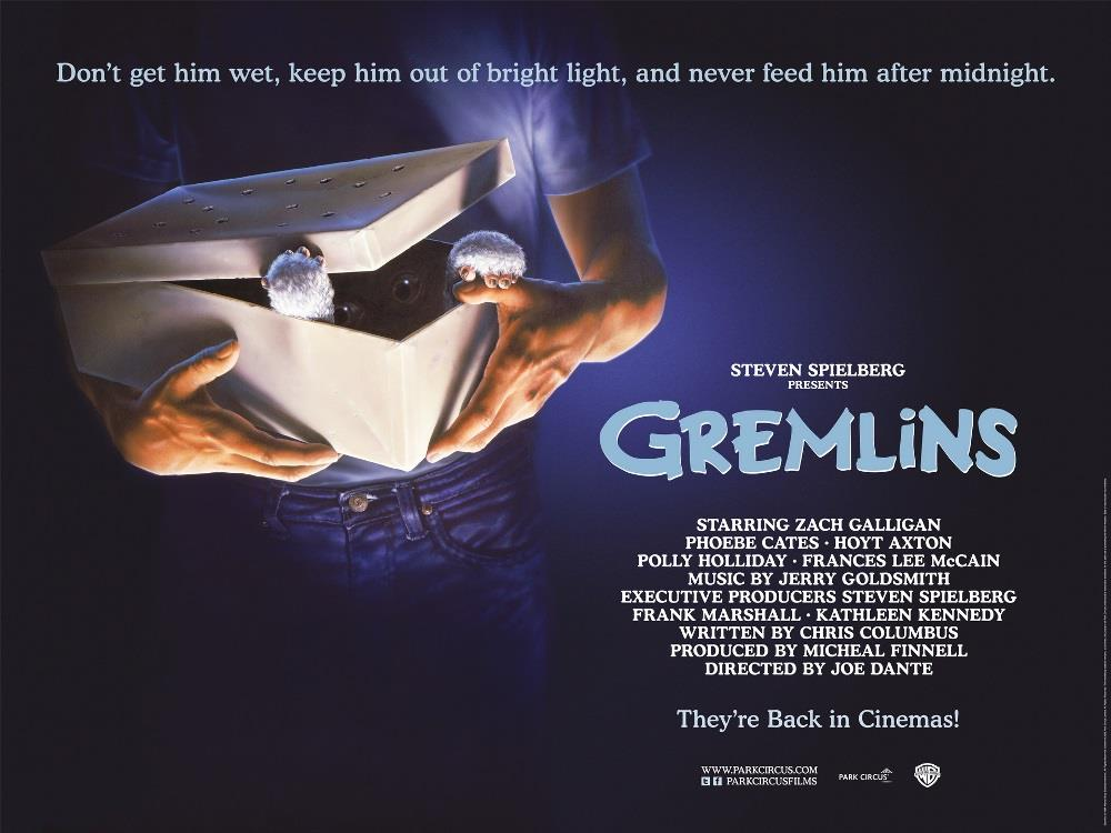 Main image for Gremlins (12A)