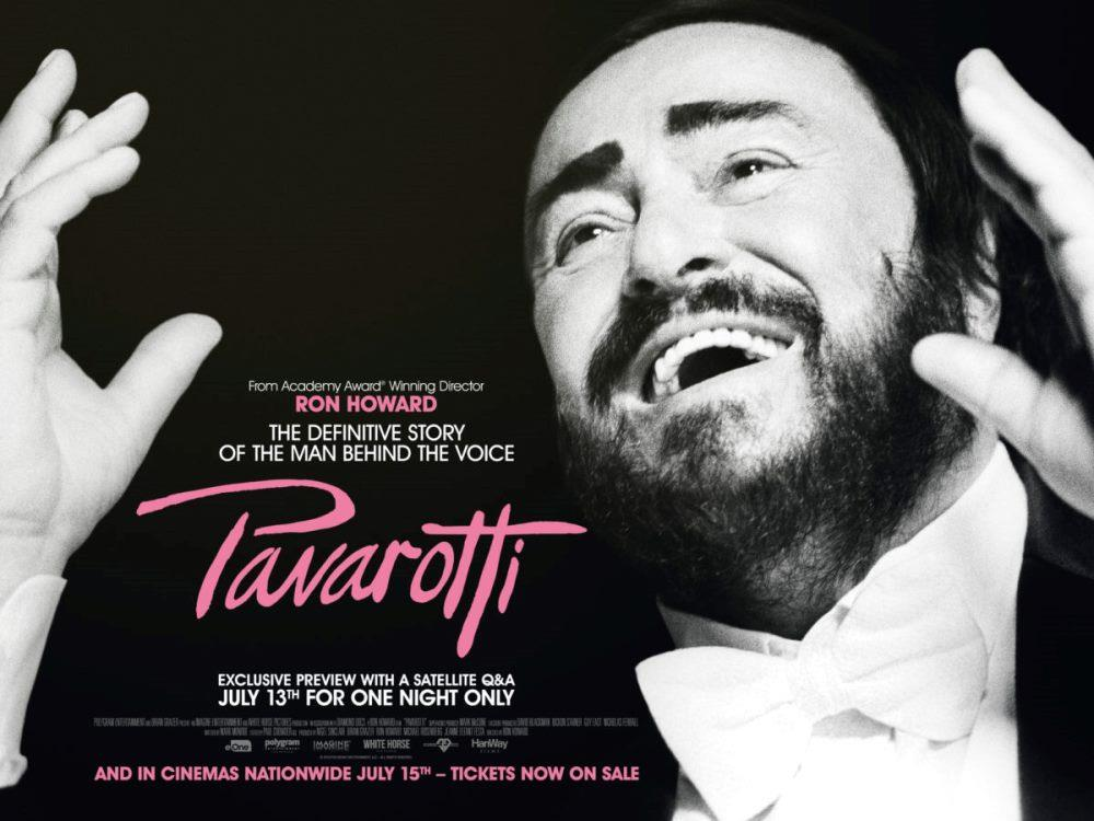 Main image for Pavarotti + Satellite Q&A (12A)